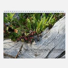 Nature Photography Wall Calendar (v. 3)