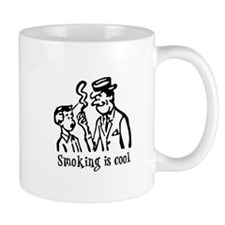 Smoking is cool Mug