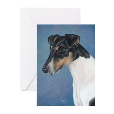 Smooth Fox Terrier Greeting Cards (Pk of 20)