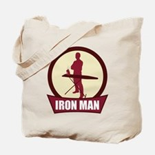 """Iron Man"" Tote Bag"