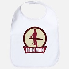 """Iron Man"" Bib"