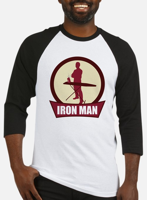 """Iron Man"" Baseball Jersey"