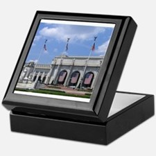 Washington DC Keepsake Box