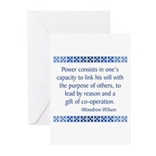 Wilson Greeting Cards (Pk of 10)