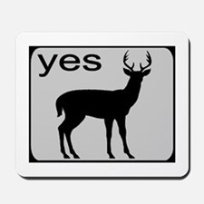 DEER Mousepad