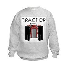 Red Tractor Sweatshirt