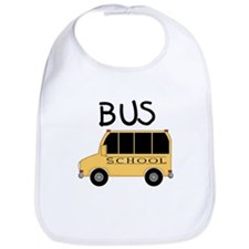 School Bus Bib