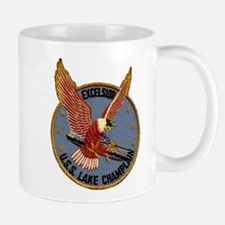 USS LAKE CHAMPLAIN Mug