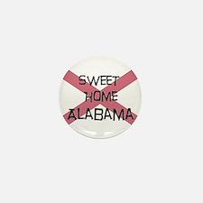 Sweet Home Alabama Mini Button (10 pack)