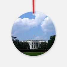 Washington DC Ornament (Round)