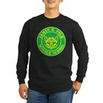 Polk Middle School Long Sleeve Dark T-Shirt