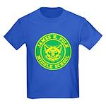 Polk Middle School Kids Dark T-Shirt
