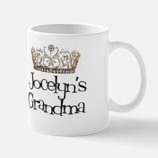 Jocelyn's Grandma Mug