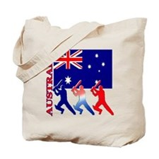 Australia Cricket Tote Bag