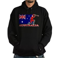 Australia Cricket Player Hoodie