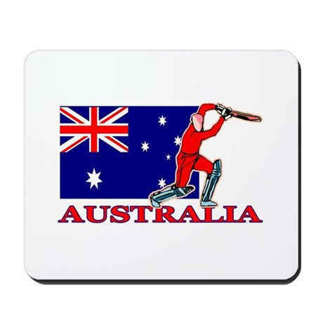 Australia Cricket Player Mousepad
