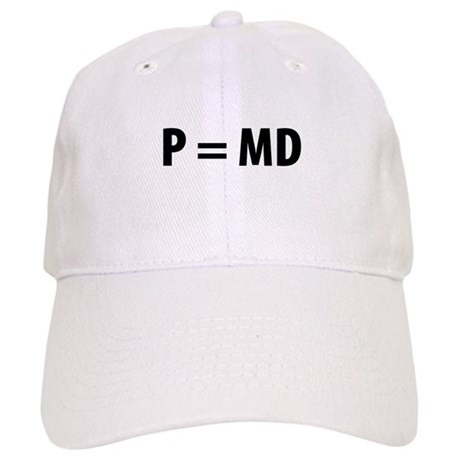 Med Student P=MD Cap