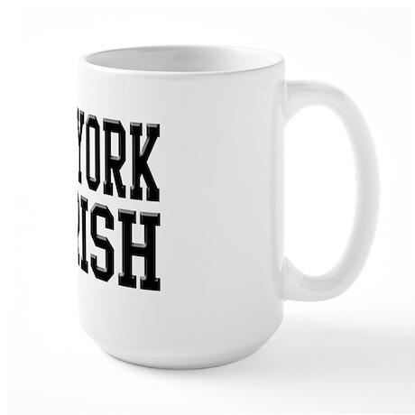 New York Irish Large Mug