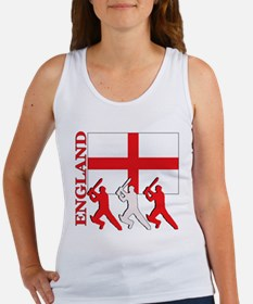 England Cricket Women's Tank Top