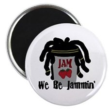 Riyah-Li Designs We Be Jammin Magnet