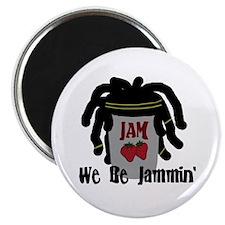 Riyah-Li Designs We Be Jammin Magnet