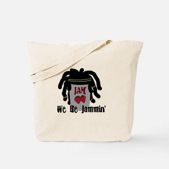 Riyah-Li Designs We Be Jammin Tote Bag