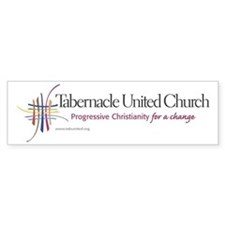 Tabernacle United Church Bumper Bumper Sticker
