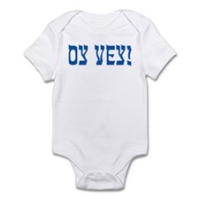Oy Vey! Infant Bodysuit