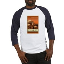 Turkey Baseball Jersey