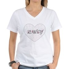 Darcy Heart Shirt