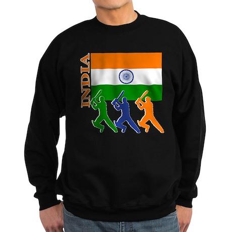 India Cricket Sweatshirt (dark)