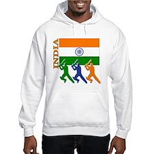 India Cricket Hoodie Sweatshirt