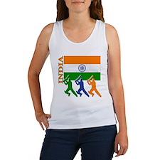 India Cricket Women's Tank Top