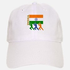 India Cricket Baseball Baseball Cap