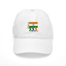 India Cricket Baseball Cap