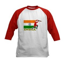 India Cricket Player Tee