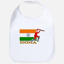 India Cricket Player Bib