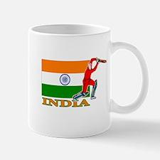 India Cricket Player Mug