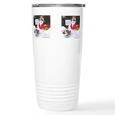 Cute Think snow Travel Mug