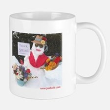 Unique Think snow Mug