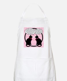 CAT CHAT 4-V DAY BBQ Apron