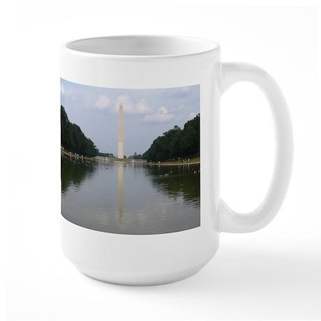 Washington DC Large Mug