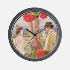 """Is It You?"" Wall Clock"