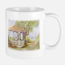 """The Gazebo"" Small Small Mug"