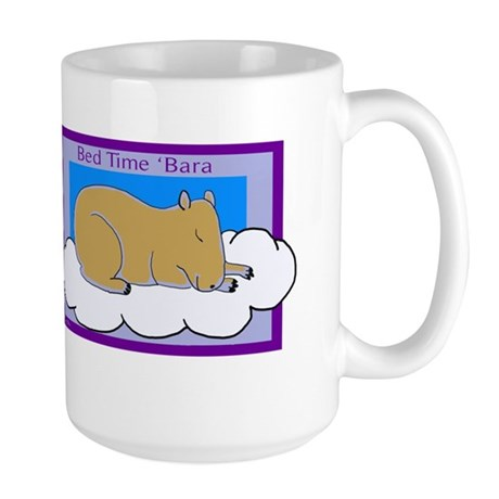 Bed Time 'Bara Large Mug