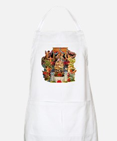Victorian Valentine Party Hostess Gift Apron