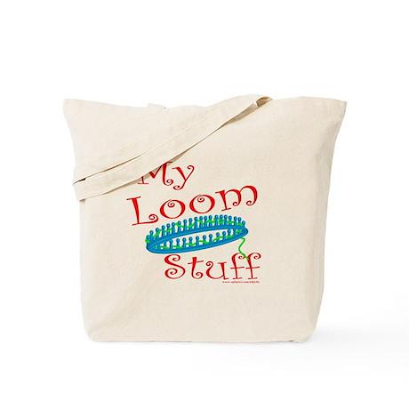 My Loom Stuff Tote Bag