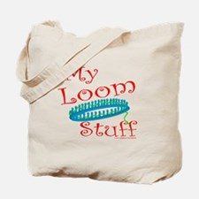 My Loom Stuff Tote Bag