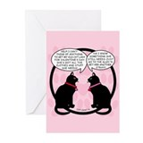 Valentines day Greeting Cards (10 Pack)