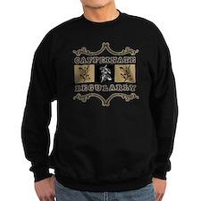 Caffeinate Regularly Sweatshirt